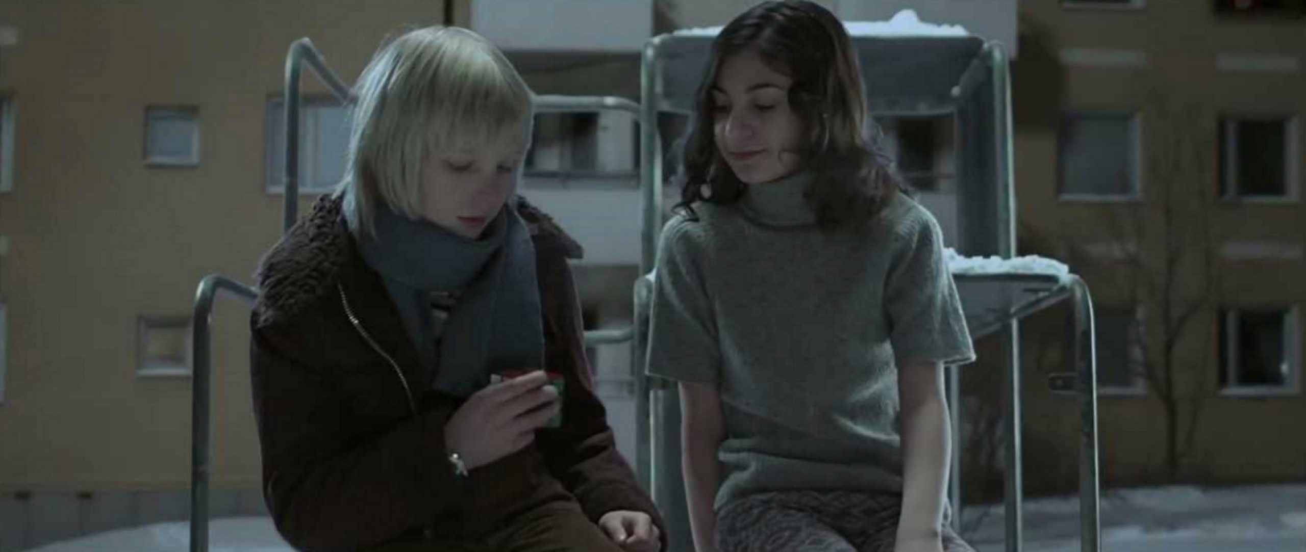 Let the Right One In Halloween Movie Review
