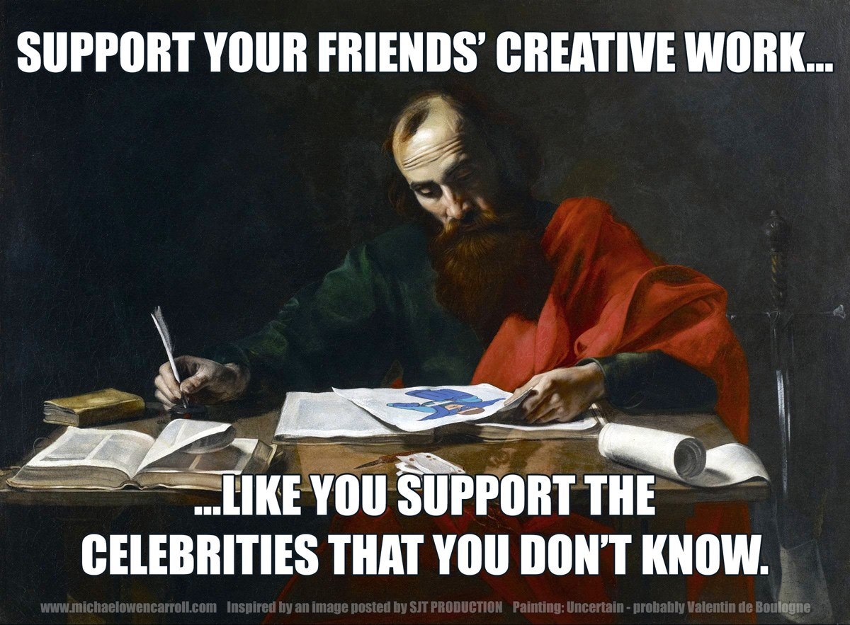 Philosophy: Supporting Friends