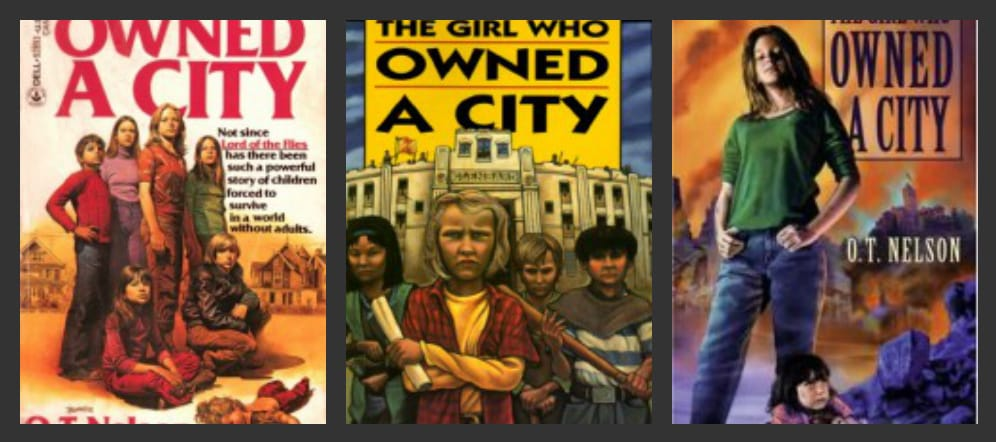 Review: The Girl Who Owned a City